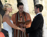Nicole and Jake - the ceremony
