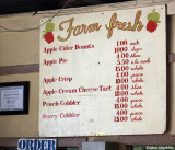 Apple-infused baked goods