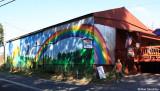 Rainbow Orchards barn