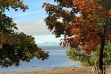 Tahoe in autumn, Kings Beach