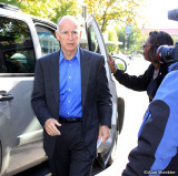 Jerry Brown arrives on the scene
