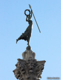 Top of the Admiral Dewey Monument, Union Square