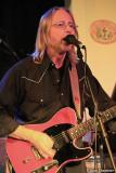 Longtime Sacramento-area rock and swing veteran Bob Woods leads his band