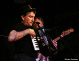Bob Woods Band's Pete Kmeto