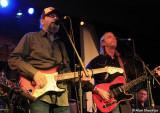 Mike Falzarano sits in w/Bob Woods Band