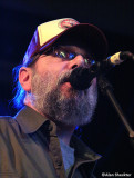 Mike Falzarano sits in w/Bob Woods Band for Last Train Home, his tribute to Allen Woody