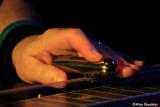 New Riders - Buddy Cage - pedal steel closeup