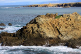 View from Pomo Bluffs State Park, just south of Fort Bragg