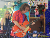 Ann and Roger McNamee (and Minnie Mouse)