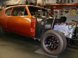 Tow car 40