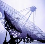 Radio Telescope Westerbork, The Netherlands