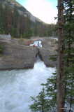 Natural Bridge at Yoho