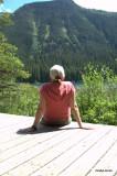 Chilling at Waterton Lakes