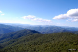 View from Pisgah Fire Tower 2
