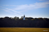 Another view of the Amelia Island Lighthouse