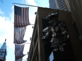 Like a statue I saw in Chicago!