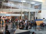 Inside the atrium!