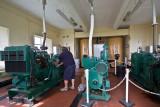 Nash Point - Starting the Fog Horn Engines