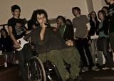 wheelchair riot, scarcity of tanks, pengo & the killer whales