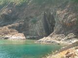 萬宜水庫東壩的山洞.JPG