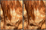 Cosmic Cavern, Arkansas - 3D Stereo Photo