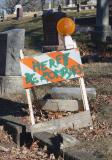 Cemetery #5 - Winner of a Farktography photo contest