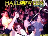 JD at the 2001 Halloween