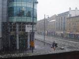 Edinburgh Snow Starting