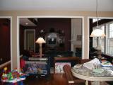 hearth/family room- joe in pack-n-play