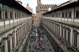 View from Uffizi Gallery      7710