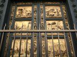 Ghiberti's door, baptistry      7903