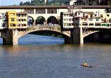 Ponte Vecchio from Ponte Santa Trinita    7791