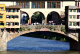 Ponte Vecchio from Ponte Santa Trinita    7799