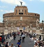 Rome: Not around the Colosseum
