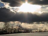 november sky