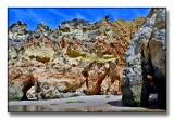 Million years old cliffs