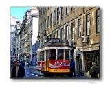 Downtown Lisbon