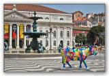 Cow Parade Lisbon 2006