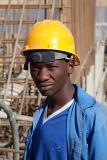 Labourr at MARAWY Dam
