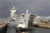 HMS Ocean L12 - IMO 9079456