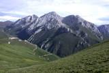 Kanda Shan Pass, Qinghai