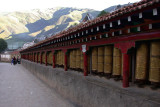 Lamaist temple close to Yushu