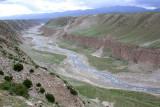 Er La Pass-Gong He, Qinghai