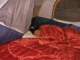 Tent Sleeping