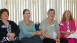 Louise Schwing, Pat Jaeck, Lorene Ikona
