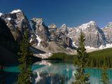 Valley of Ten Peaks, Alberta