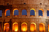 Colosseum night shot