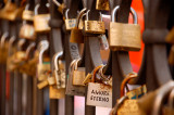 Locked forever at Trevi