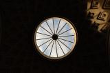 Vatican museum atrium