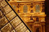 Pyramid at Louvre 5